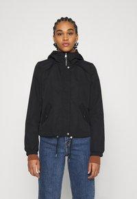 Vero Moda - VMZOA - Summer jacket - black - 0