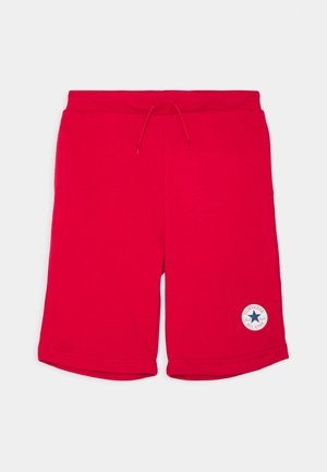 CHUCK PATCH - Tracksuit bottoms - enamel red