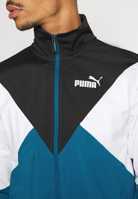 Puma - RETRO TRACK SUIT - Tracksuit - digi blue - 9