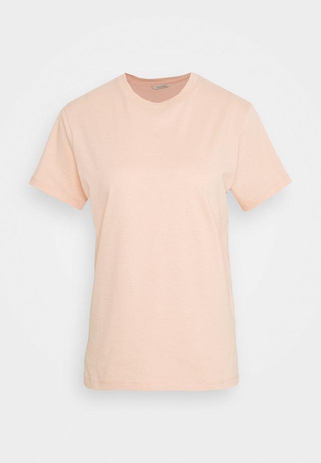 SUZANA TEE - Print T-shirt - washed pink