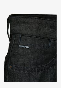 G-Star - DECK ULTRA HIGH - Flared Jeans - pitch black - 4
