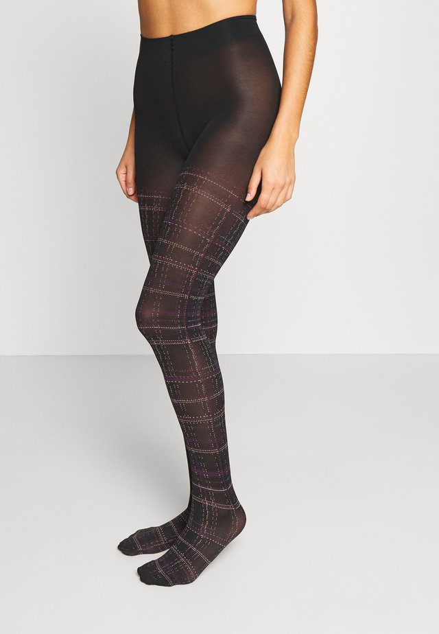 COUNTRY GLAM - Collant - black