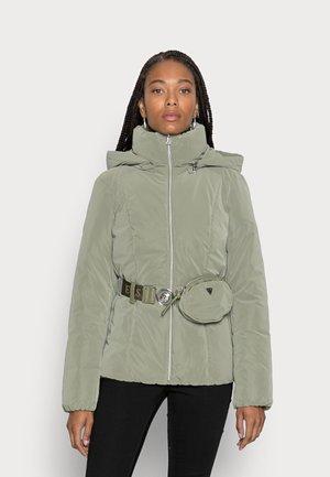 BELLA JACKET - Winter jacket - lichen leaf green