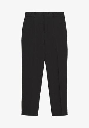 SEARCH - Trousers - schwarz