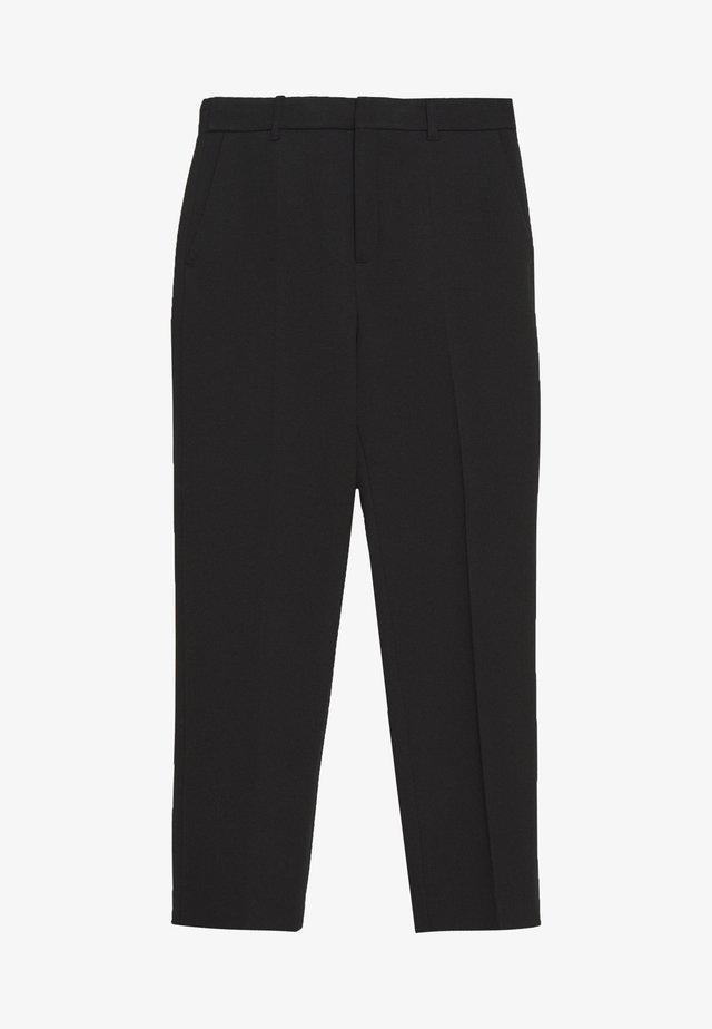 SEARCH - Kalhoty - schwarz