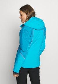 CMP - WOMAN JACKET FIX HOOD - Ski jacket - danubio - 2