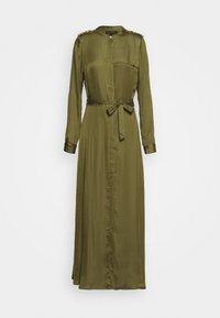 Banana Republic Tall - TRENCH MAXI DRESS - Maxi šaty - jungle olive - 4