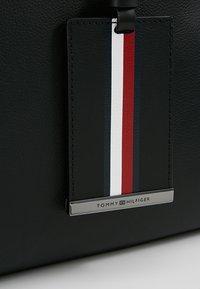 Tommy Hilfiger - COMPUTER BAG - Aktovka - black - 6