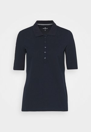 Polo shirt - sky captain blue