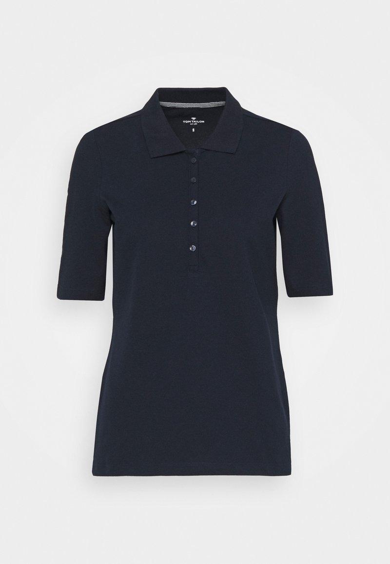 TOM TAILOR - Polo shirt - sky captain blue