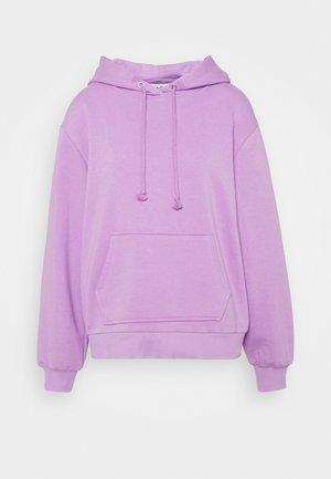 BASIC HOODIE - Hoodie - lilac