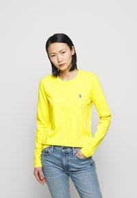 Polo Ralph Lauren - Long sleeved top - university yellow - 0