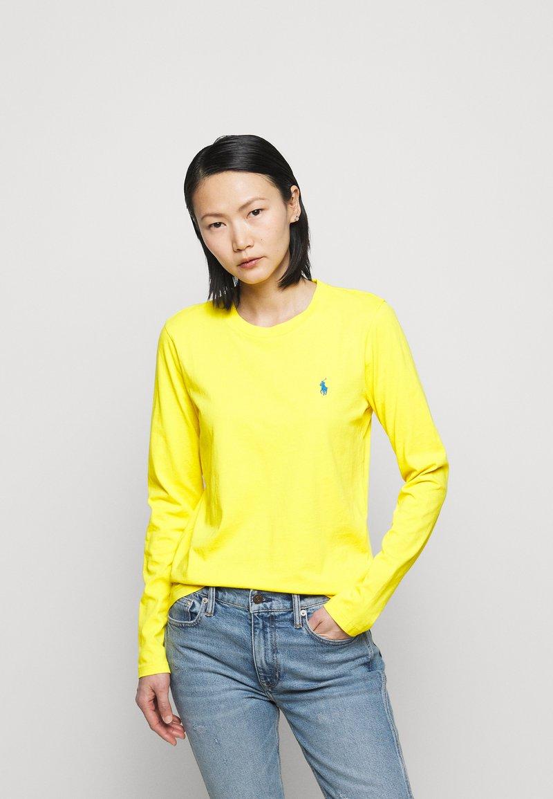 Polo Ralph Lauren - Long sleeved top - university yellow