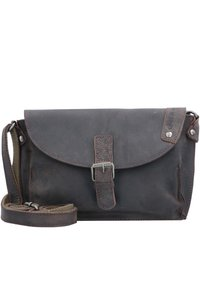 Greenburry - VINTAGE REVIVAL LEDER - Across body bag - braun - 0