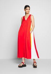 Mulberry - NADIA DRESS - Maxi dress - bride red - 1
