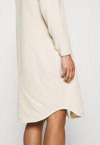 by-bar - DOPPIA DRESS - Shirt dress - sand - 3