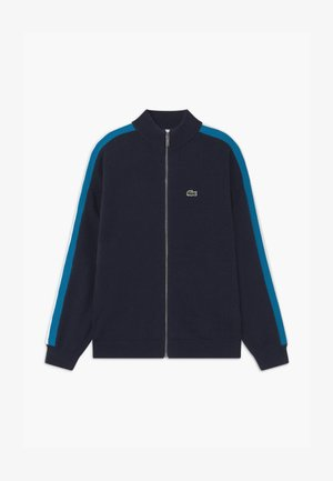 Strickjacke - navy blue/utramarine