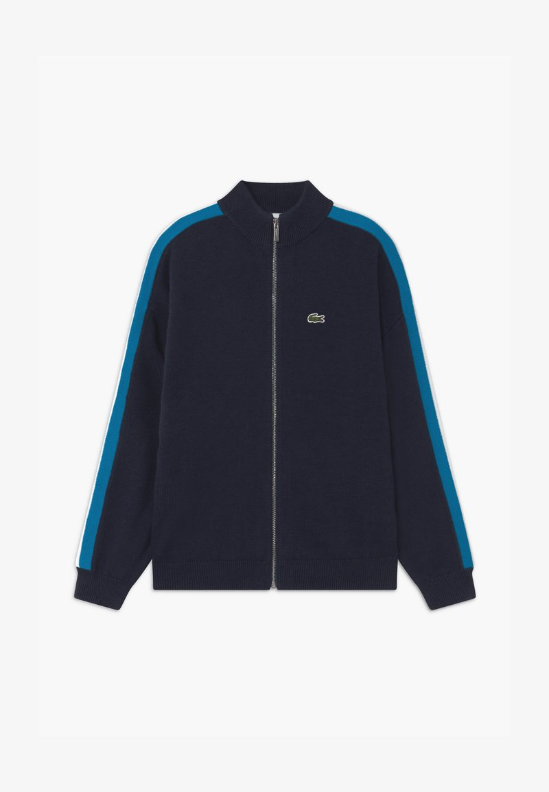 Lacoste - Cardigan - navy blue/utramarine