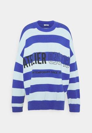WOMEN´S - Sweter - cobalt blue