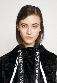 EA7 Emporio Armani - Summer jacket - black - 4