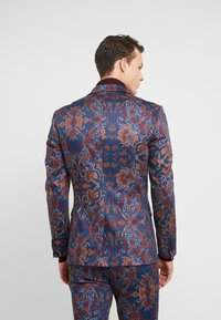 Topman - PRINTED SUIT - Sako - multi - 2