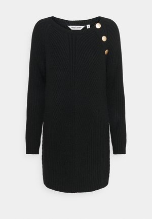 MBOUTON - Jumper dress - noir