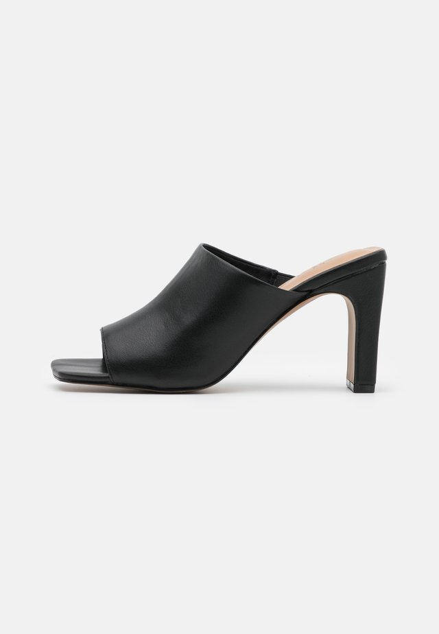TEAAGAN - Sandaler - black