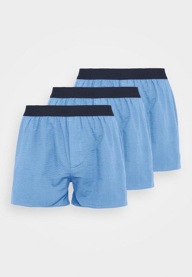 3 PACK - Boxer shorts - blue