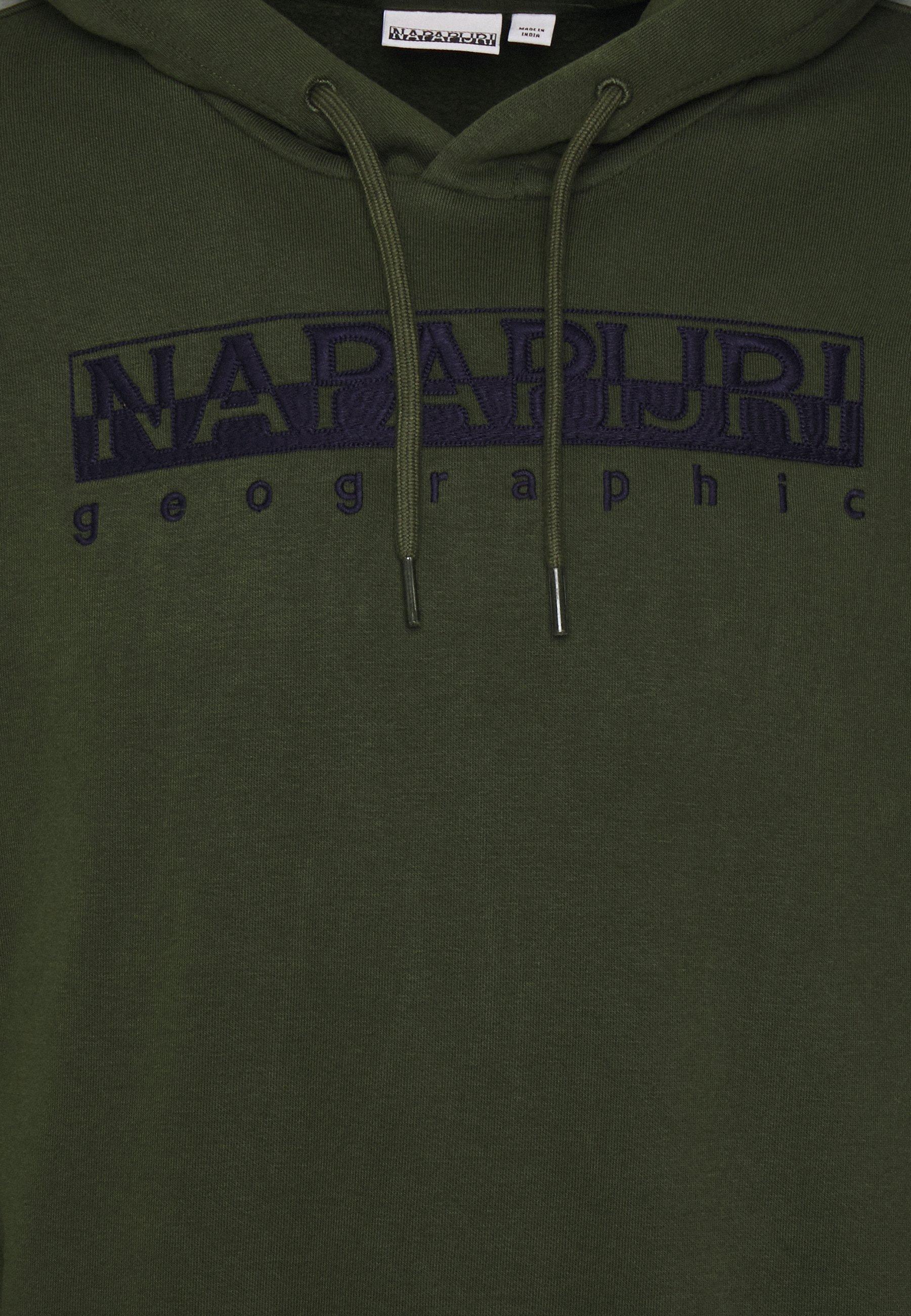 Napapijri BEBEL - Sweat à capuche - green depths