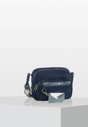 Across body bag - dress blue