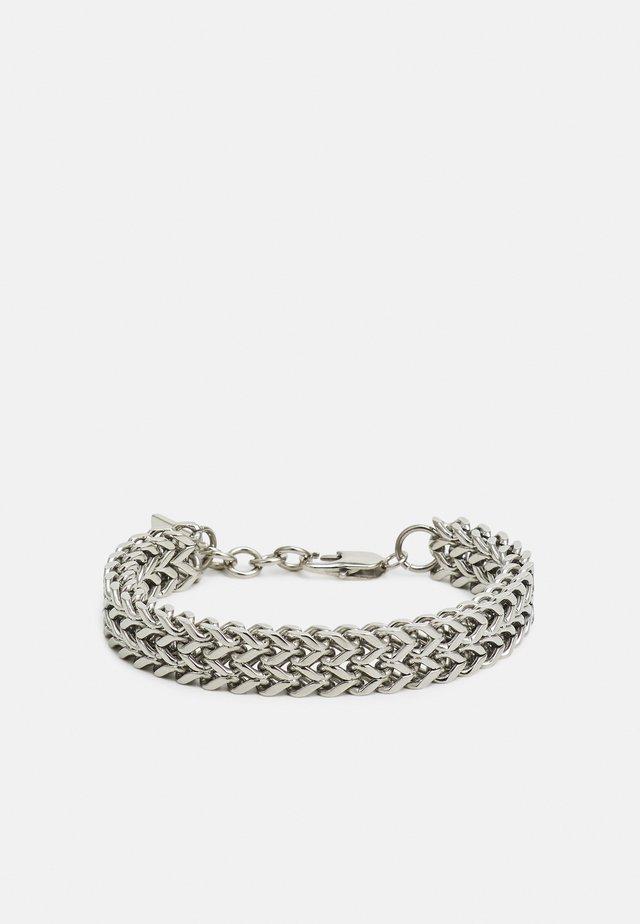 BRACELET UNISEX - Bransoletka - silver-coloured