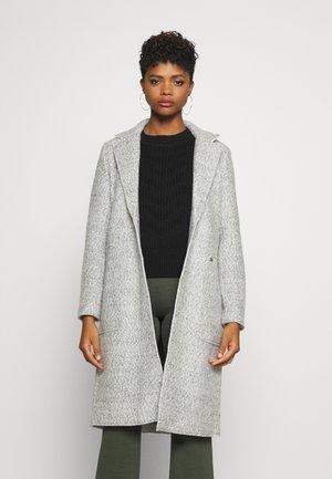 ONLSTACY COAT - Manteau classique - light grey melange