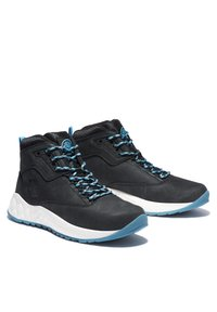 Timberland - High-top trainers - jet black - 2