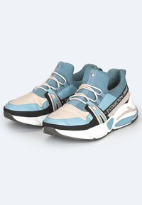 TJ Collection - CHUNKY  - Trainers - blue - 2