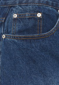 Glamorous Curve - RIPPED CECE - Relaxed fit jeans - dark blue wash - 6