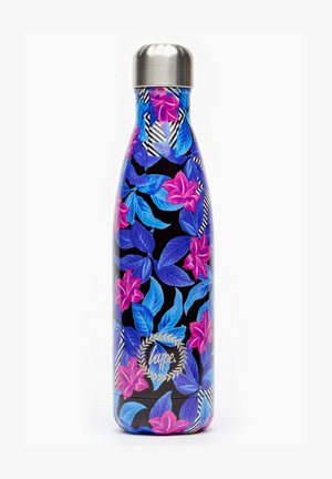 METAL REUSABLE WATER BOTTLE GEO FLORAL - Other - multi
