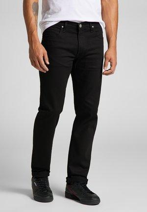 Jeans straight leg - clean black