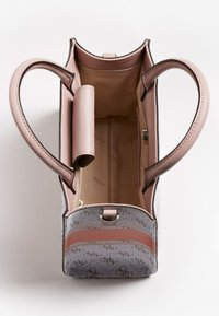 Guess - MONIQUE - Handbag - mehrfarbig, weiß - 2