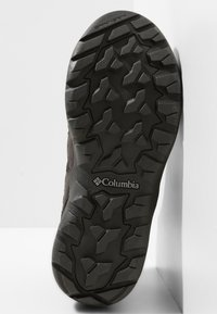 Columbia - REDMOND™ V2 MID WP - Hiking shoes - black, black cherry - 5