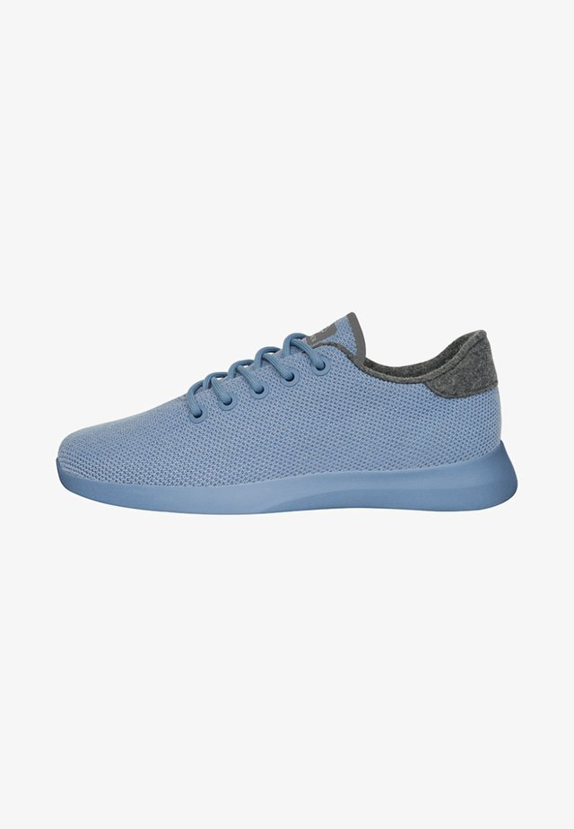 Baskets basses - light blue