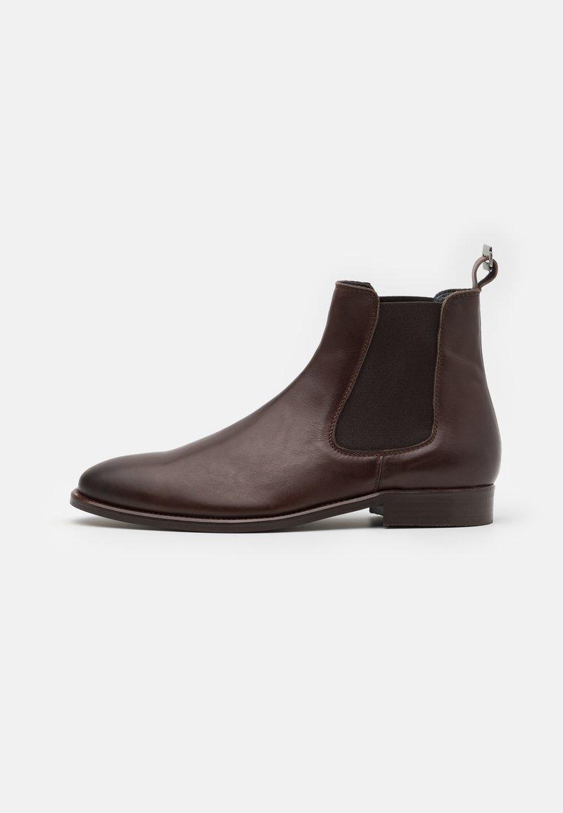 Shelby & Sons - SAMUEL BOOT - Kotníkové boty - brown