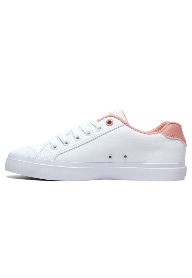 CHELSEA - Sneakersy niskie - white/pink