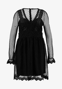 TFNC Curve - TARIAN DRESS - Vestido de cóctel - black - 4