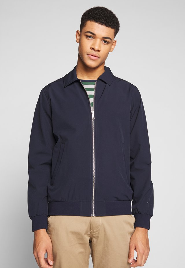 MARK JACKET - Veste légère - dark blue