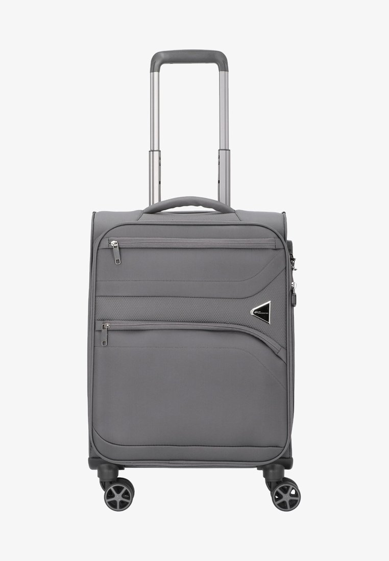 Cocoono - DEVOTION - Wheeled suitcase - anthracite