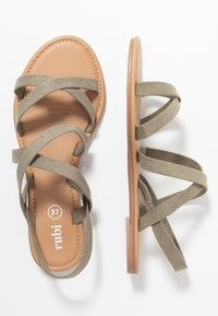 Rubi Shoes by Cotton On - EVERYDAY STRAPPY SLINGBACK - Sandals - khaki - 3