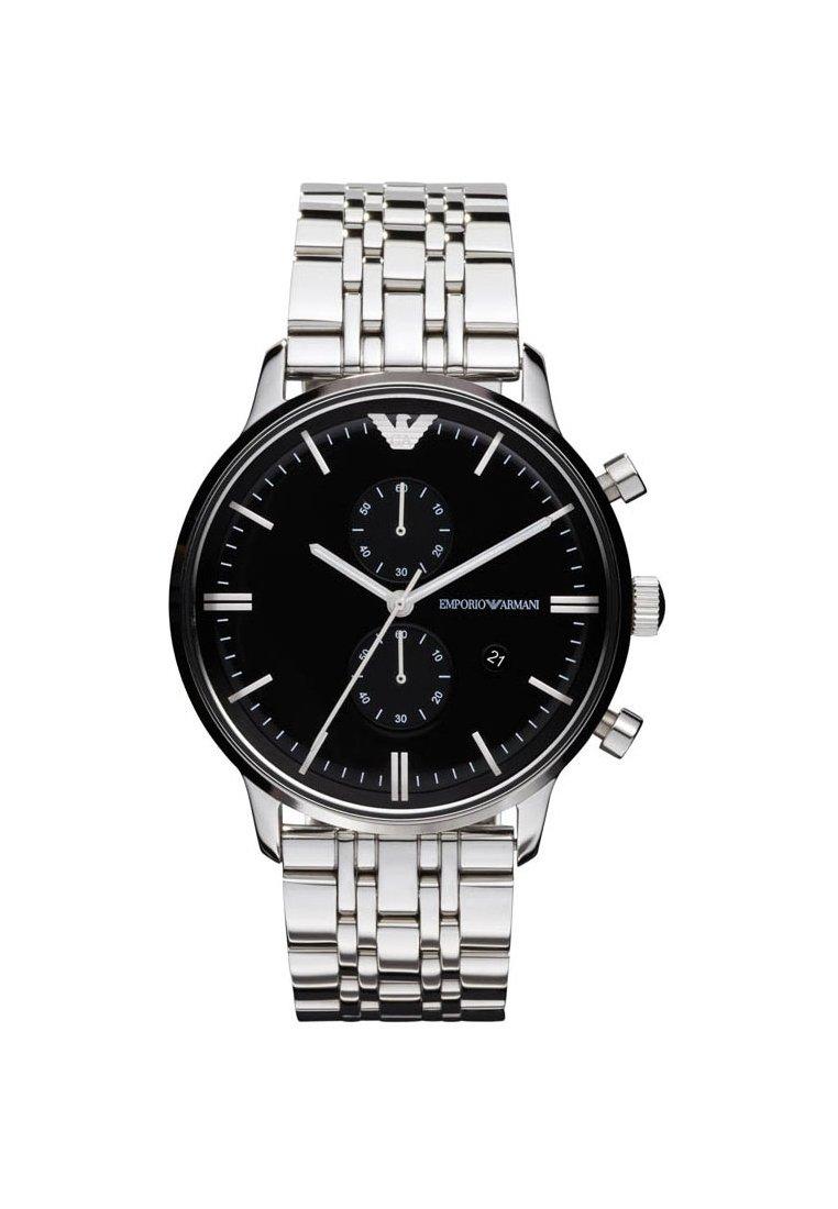 Emporio Armani - Chronograph watch - silber
