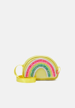 HANDLE BAG - Bandolera - lemon