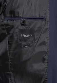 Selected Homme - SLHSLIM MYLOHOLT NAVY SUIT  - Suit - navy - 7