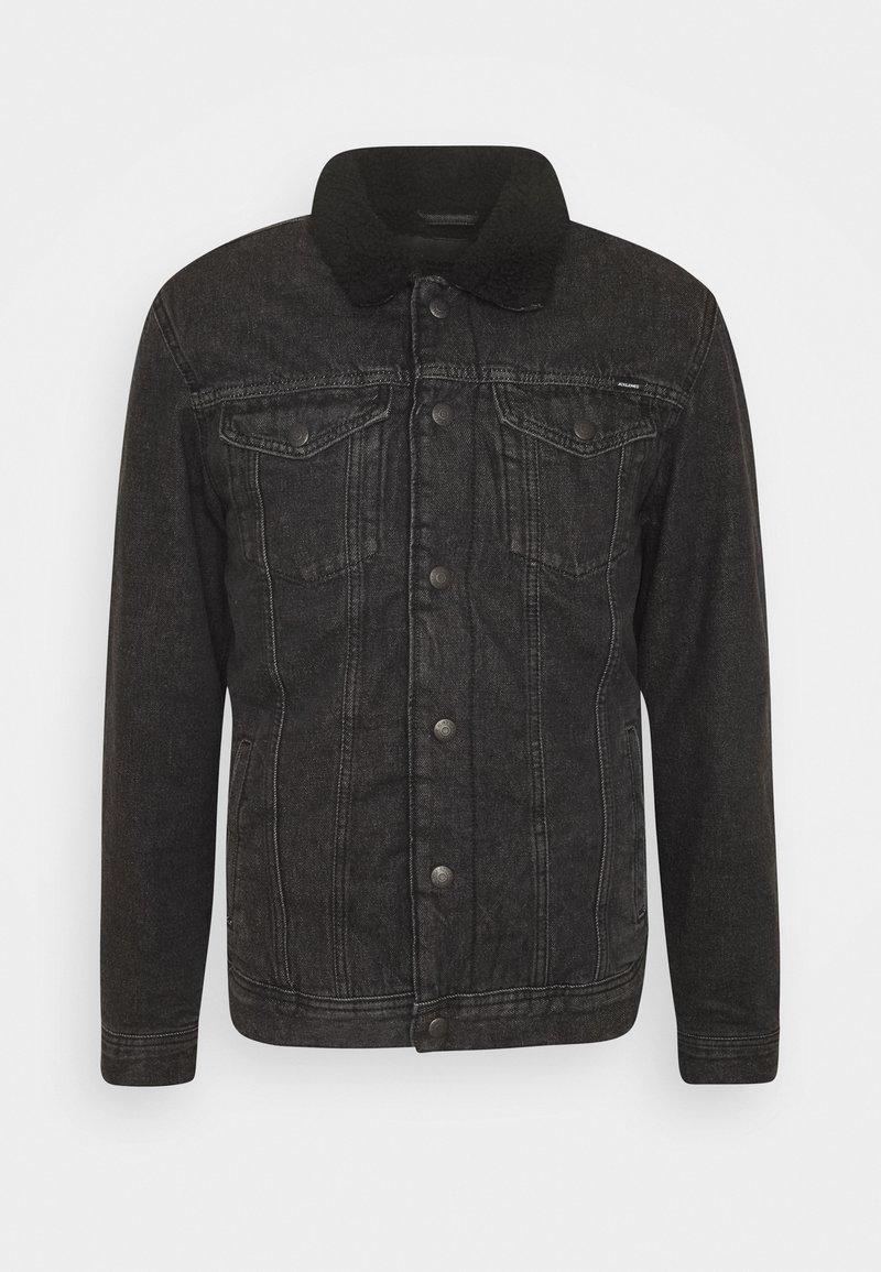 Jack & Jones - JJIJEAN JJJACKET - Denim jacket - black denim